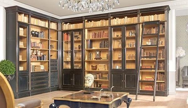 Librerias de madera a medida